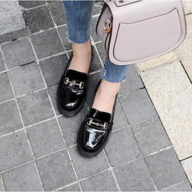 Plat Bourgogne Eté Chaussons Talon Femme Confort Mocassins Cuir Printemps fermé 06850142 Noir Bout et D6148 Nappa Chaussures UxZIZBqwP