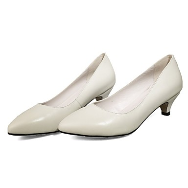 Beige Talon Femme Chaussures Confort été Nappa Talons à Printemps Chaussures 06849994 Cuir Noir hétérotypique qBwFq7T