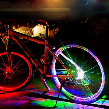 Luces decorativas luces de la rueda led luces para Luces led decorativas