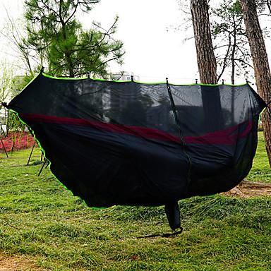 Plasă contra țânțarilor În aer liber Respirabilitate pentru Drumeție / Camping - 2 persoane Negru