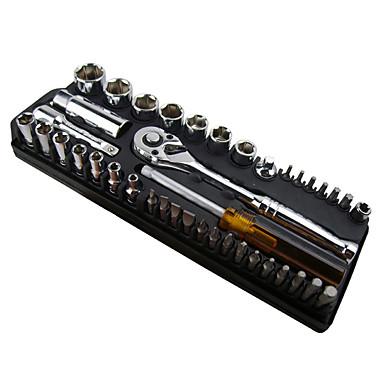 Недорогие Разводные ключи-Простой стиль Хромированная ванадиевая сталь Застежки 1 pcs