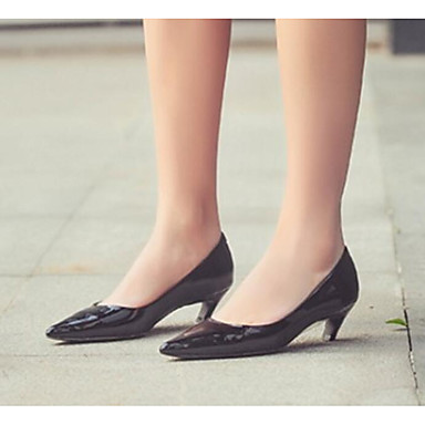 Nappa Basique Amande Confort Noir Escarpin Cuir Chaussures Kitten Heel à Automne Femme Rouge Chaussures Talons 06841063 1xwEqaS6
