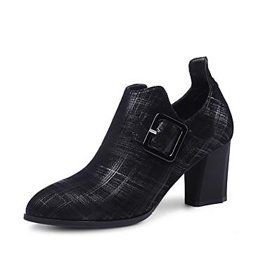 Automne Peau Chaussures Noir Vin de Escarpins à Bottier Talons mouton 06869873 Femme Talon qg5TI4wR