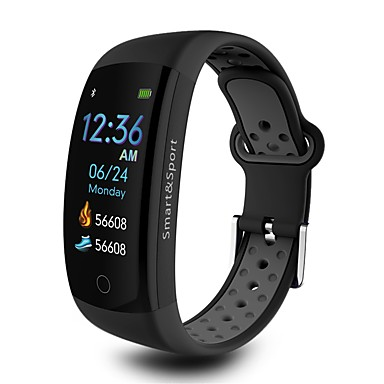 Razionale Indear Q6s Da Donna Intelligente Bracciale Android Ios Bluetooth Sportivo Impermeabile Monitoraggio Frequenza Cardiaca Misurazione Della Pressione Sanguigna Schermo Touch Timer Pedometro Avviso Di #06920820