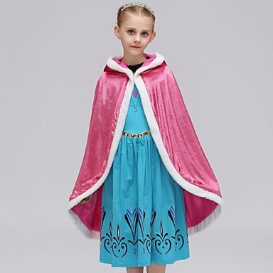 halpa Tyttöjen takit-Lapset Tyttöjen Vintage Perus Päivittäin Pyhäpäivä Yhtenäinen Hihaton Trenssi Uima-allas