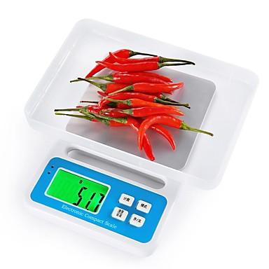 voordelige Test-, meet- & inspectieapparatuur-cx-228 0.5g / 3kg plug-in keukenweegschalen bakken elektronische weegschalen wegen voedsel balans weegschalen voedsel kleine schaal 0.1g precisie gram
