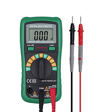 voordelige Test-, meet- & inspectieapparatuur-richtermometer digitale multimeter dmm ms8233d pro dc / ac voltage stroom hz weerstand capacitieve weerstand diode multitool tester multimetro