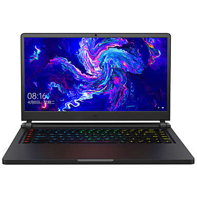 Xiaomi מחשב נייד מחברת Mi Gaming 15.6 אִינְטשׁ LCD אינטל i5 Intel Core i5-8300H 8GB 1TB / 256GB SSD GTX1050Ti 4 GB Windows 10