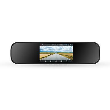 tanie Samochód Elektronika-Xiaomi 7897905 1080P Bezprzewodowy Rejestrator samochodowy 160 stopni Szeroki kąt 5 in IPS Dash Cam z Wi-Fi / Night Vision / Tryb parkingowy Nie Rejestrator samochodowy