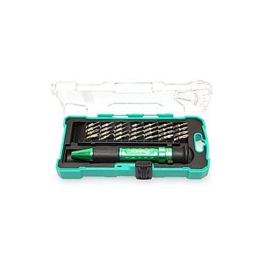 baratos Chaves de Fenda & Soquete-Pro'sKit Rapidez Mini Portátil Caixas de ferramentas para reparação de relógios