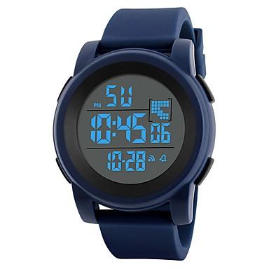 levne Sportovní hodinky-Pánské Sportovní hodinky Digitální hodinky  japonština Digitální Silikon Černá   Modrá 30 0559539879