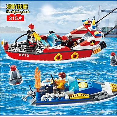 Kocke za slaganje Građevinski set igračke Poučna igračka 315 pcs Roboti Kreativan Obitelj kompatibilan Legoing smiješno Dječaci Djevojčice Igračke za kućne ljubimce Poklon