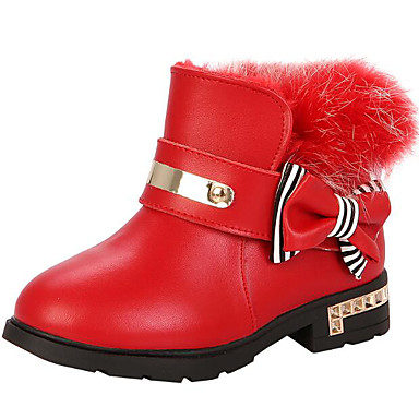 c5225df4 Chica Zapatos Cuero Otoño invierno Botas de Moda / Zapatos para niña  florista Botas para Adolescente