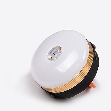 abordables Lampes & Lanternes de Camping-TANXIANZHE® Lanternes & Lampes de tente LED LED Émetteurs 4.0 Mode d'Eclairage avec Câble USB Portable Ajustable Transport Facile Camping / Randonnée / Spéléologie Usage quotidien Rouge Couleur de