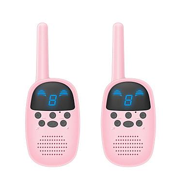 gocom® walkie talkie håndholdt overvågning / tastelås / timeout timer> 10km 0,5 w tovejs radiomodel go-100