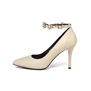 Tirer pleineHommes t parti des matériaux——Femme Chaussures de confort Cuir  à Nappa Printemps 28ea9996494a