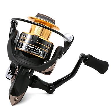 Bello Mulinelli Da Pesca Mulinelli Per Spinning 5.2:1 Rapporto Di Trasmissione+9 Cuscinetti A Sfera Mano Orientamento Intercambiabile Spinning - Pesca Dilettantistica #07066041 Lieve E Dolce