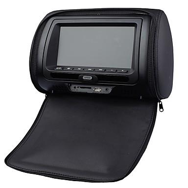 tanie Samochodowy odtwarzacz  DVD-7 in Windows CE Odtwarzacz DVD w zagłówku Gry / Obsługa SD / USB / Przekaźnik IR na Univerzál Wsparcie / Nadajnik FM / DVD-R / RW / DVD + R / RW / AVI / MPEG4