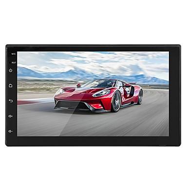 tanie Samochodowy odtwarzacz  DVD-SWM 9218 7 in 2 DIN Pozostałe OS / Android 8.1 Samochodowy odtwarzacz MP5 / Samochodowy odtwarzacz MP4 / Samochodowy odtwarzacz MP3 Ekran dotykowy / MP3 / Wbudowany Bluetooth na Univerzál RCA / Inne