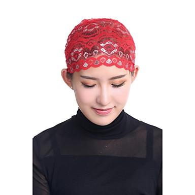 Miele Per Donna Pizzo, Vintage - Da Serata - Essenziale Hijab Jacquard #07057303