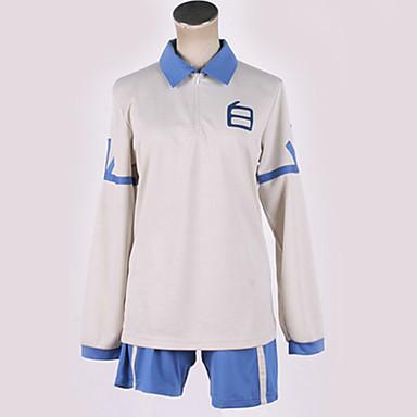 Inspirirana Jedanaest Inazuma Student / Školska uniforma Anime Cosplay nošnje Japanski School Uniforms Jednostavan Top / Hlače / Kostim Za Muškarci / Žene