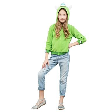 Inspirirana Cosplay Movie & TV Theme Costumes Anime Cosplay nošnje Japanski cosplay Hoodies Crtani film Dugih rukava Hoodie Za Dječaci / Djevojčice