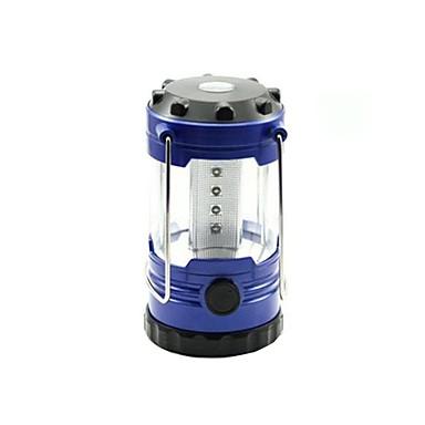 cheap Flashlights & Camping Lanterns-TANXIANZHE® Lanterns & Tent Lights LED LED Emitters Portable Adjustable Lightweight Camping / Hiking / Caving Everyday Use Bule / Black