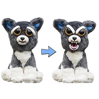 voordelige Knuffels & Pluche dieren-Kat eenhoorn Panda Knuffels & Pluche dieren Dieren Schattig comfy Sieni Katoenflanel Allemaal Speeltjes Geschenk 1 pcs