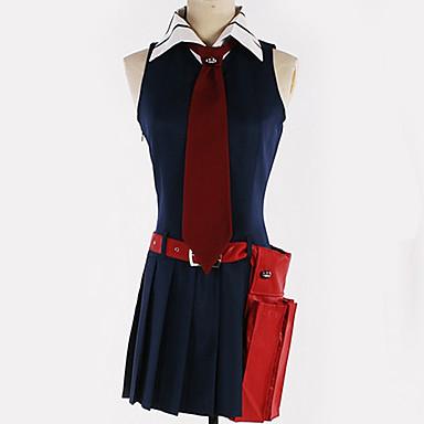 Inspirirana Akame Ga ubiti! Akame Anime Cosplay nošnje Japanski Cosplay Suits Suvremeno Haljina / Rukavice / More Accessories Za Muškarci / Žene