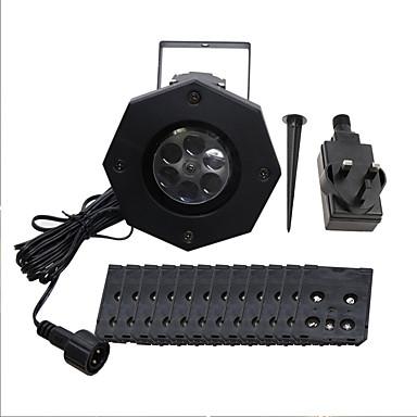 billige Utendørsbelysning-YWXLIGHT® 1set 6 W LED-lyskastere Vanntett / Dekorativ 100-240 V Utendørs / Dekorer bryllupsscene / Stue / spisestue 6 LED perler