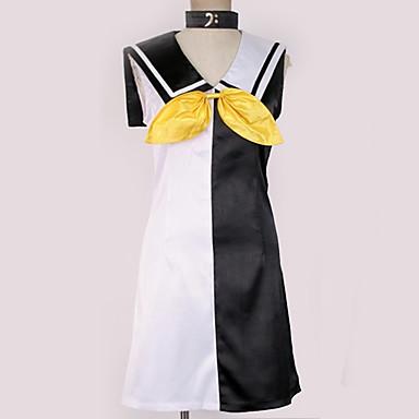 Inspirirana Vocaloid Cosplay Anime Cosplay nošnje Japanski Cosplay Suits Kolaž Kravata / Haljina / More Accessories Za Muškarci / Žene / Neckwear