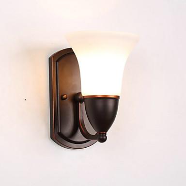 OYLYW Kreativan / New Design Jednostavan / Retro / vintage Zidne svjetiljke Stambeni prostor / Spavaća soba Metal zidna svjetiljka 110-120V / 220-240V 60 W