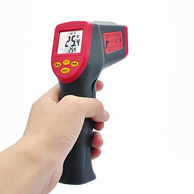 voordelige Test-, meet- & inspectieapparatuur-MESTEK A530 hoge precisie / Non-contact infrarood thermometers -32℃-530℃ Data Hold, LCD-achtergrondverlichting