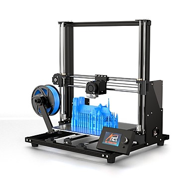 cheap 3D Printers & Supplies-Anet A8 Plus DIY 3D Printer 300mm*300mm*350mm 0.4 mm DIY