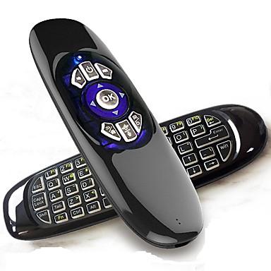 TKMS668 Air Mouse / klavye / Uzaktan Kontrol Mini 2.4GHz Kablosuz Kablosuz Air Mouse / klavye / Uzaktan Kontrol Uyumluluk Linux / Windows 8.1 / iOS 7