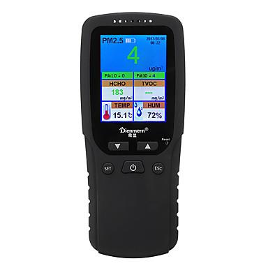 voordelige Test-, meet- & inspectieapparatuur-OEM DM106 Air Quality Tester 0----500 mg/m3 Multi Function / Draadloos