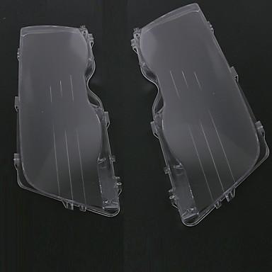 2pcs Auto Coprisedili Per Auto Trasparente Nuovo Design Per Luci Frontali Per Bmw 1998 - 1999 - 2000 #07107029 Colori Armoniosi