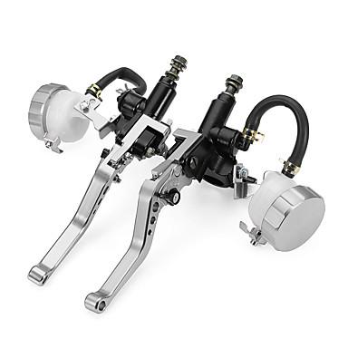 Motorrad Kupplungsbremshebel Alumniumgemisch 1 Paar (rechts und links) Für Suzuki