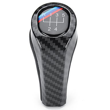 voordelige Auto-interieur accessoires-Voertuigschakelknop Modieus Voertuig Shift Knop Refit Voor BMW Kunststoffen