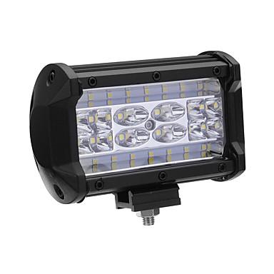 1 Peça Conexão de fio Carro Lâmpadas 84 W 7000 lm 28 LED Luz de Trabalho Para Jeep Todos os Anos