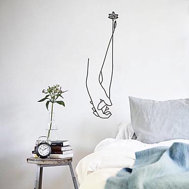 لواصق حائط مزخرفة - لواصق حائط الطائرة أشكال غرفة الجلوس / غرفة النوم / مطبخ
