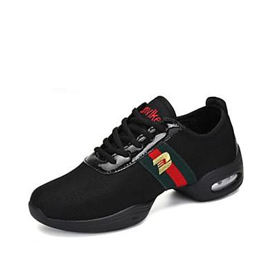 Acquista A Buon Mercato Per Donna Sneakers Da Danza Moderna Retato Sneaker Tacco Spesso Personalizzabile Scarpe Da Ballo Bianco - Nero #07132801 Design Professionale