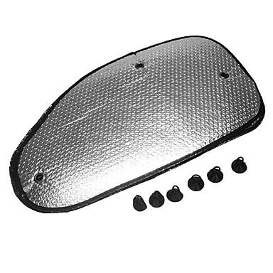 voordelige Auto-interieur accessoires-reflecterende auto zijruit aluminiumfolie windscherm schaduwbescherming zonneblok