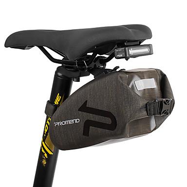abordables Sacoches de Vélo-PROMEND Sacoche de Selle de Vélo Etanche Pluie Etanche Résistant à l'humidité Sac de Vélo TPU Sac de Cyclisme Sacoche de Vélo Cyclisme Activités Extérieures
