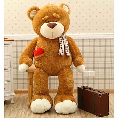 f6bb06af307 Bear Teddy Bear Stuffed Animal Plush Toy Animals Cute Cotton   Polyester  All Toy Gift 1 pcs