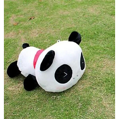 voordelige Knuffels & Pluche dieren-Panda Knuffelbeer Knuffels & Pluche dieren Dieren Schattig Katoen / Polyester Allemaal Speeltjes Geschenk 1 pcs