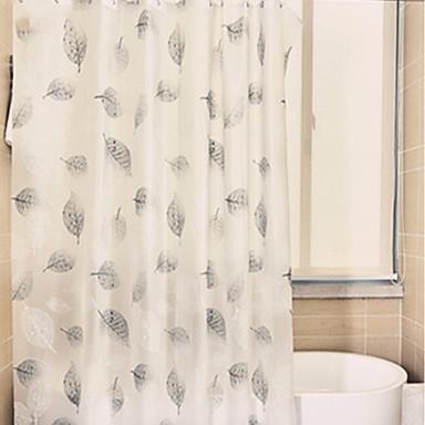 Cortinas e Ganchos de Banho Moderna / Casual PEVA Impermeável / Fofo / Novo Design