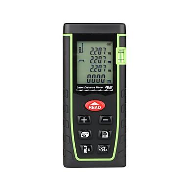 povoljno Instrumenti koji mjere razinu-RZ® laser distance meter 0-40M Laserski mjerač udaljenosti Držanje u ruci / Jednostavan za korištenje za mjerenje pametnog doma