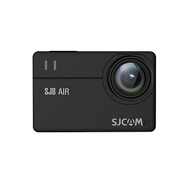 voordelige Automatisch Electronica-SJCAM SJ8AIR 1080p Mini Auto DVR 160 graden Wijde hoek Panasonic MN34112PA 2.33 inch(es) TFT LCD-monitor / Capacitief scherm / IPS Dash Cam met WIFI / Continu-opname / Ingebouwde Microfoon Neen
