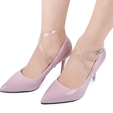 ieftine Accesorii Pantofi-1 Bucată Silicon Șireturi Pentru femei Primăvară Zilnic Transparent